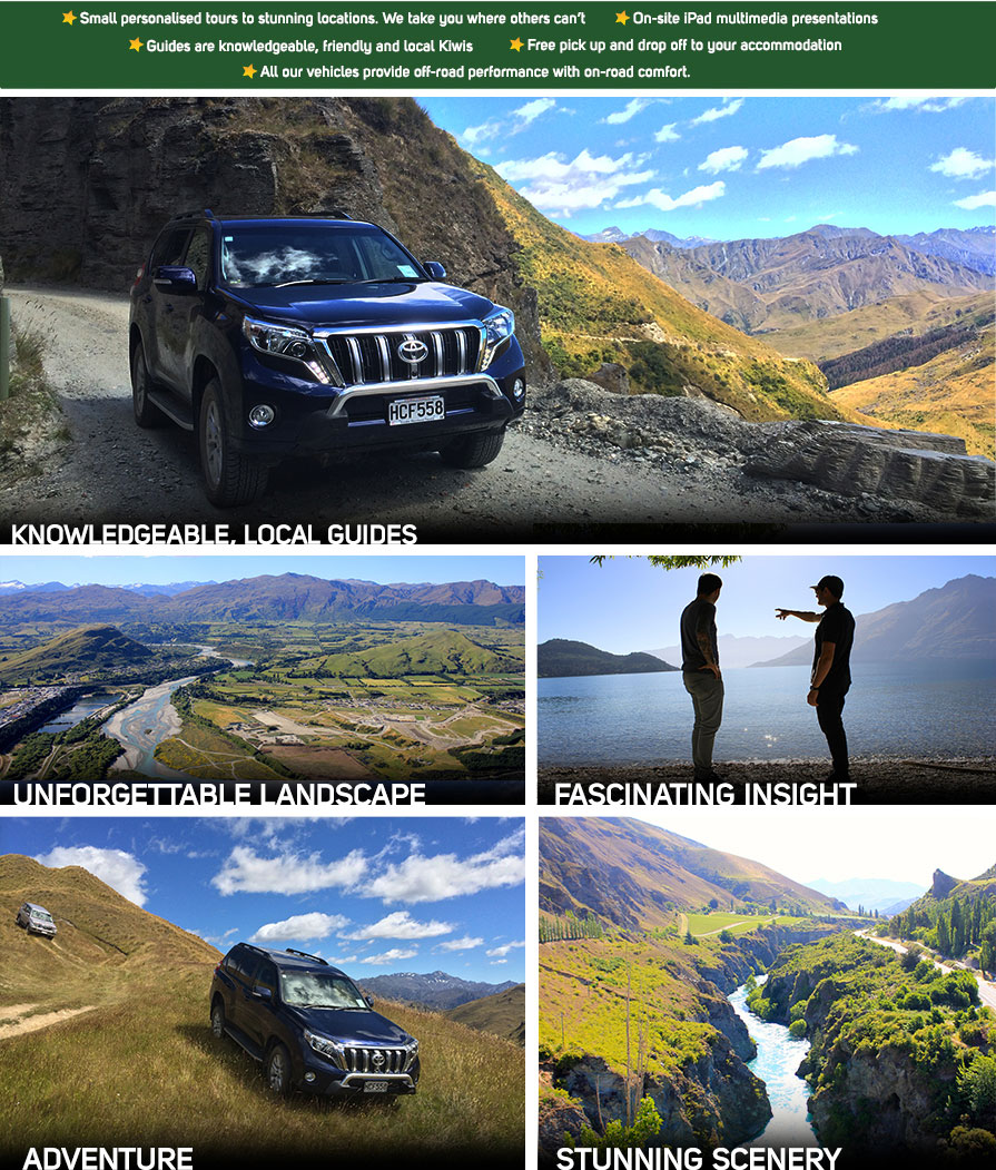 Chartered Off Road Tours